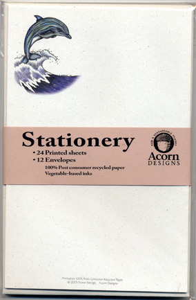 Dolphin Stationery