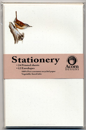 Carolina Wren Stationery