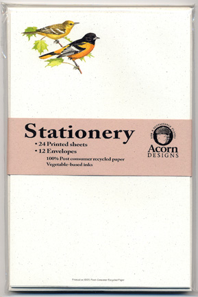 Northern Orioles Stationery