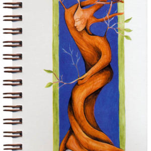 Cover image - Tree Spirit Mini Journal
