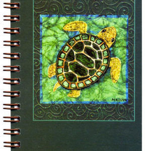 Cover image - Baby Sea Turtle Mini Journal