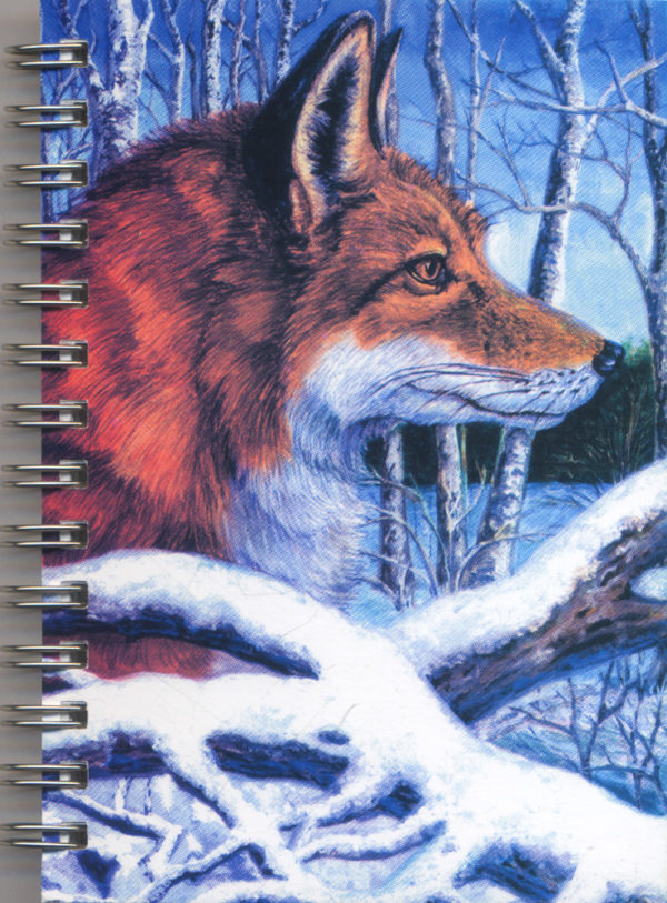 Cover image - Red Fox Mini Journal