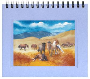 Mountain Herd Notecard